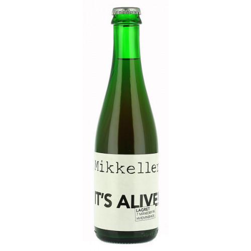 Mikkeller It's Alive Barrel Aged
