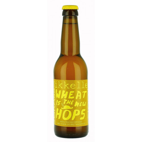 Mikkeller/Grassroots Wheat is the New Hops IPA