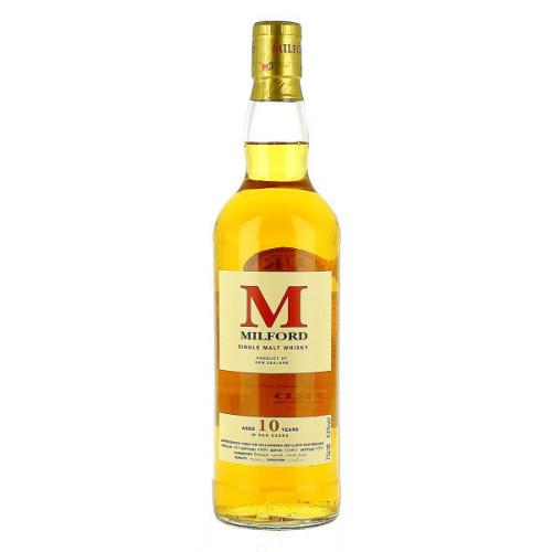 Milford Single Malt Aged 10 Years