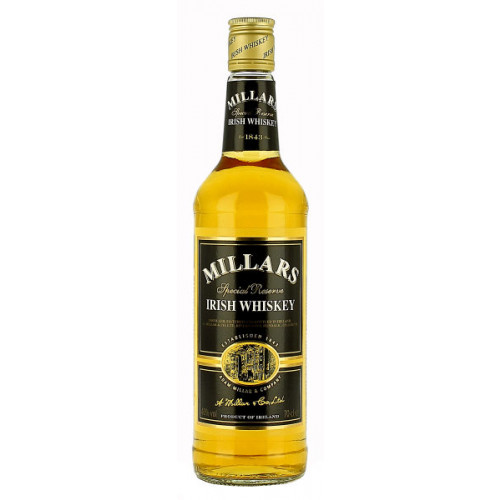 Millars Special Reserve Irish Whiskey