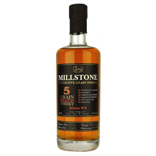 Millstone Dutch 5 Grain Whisky