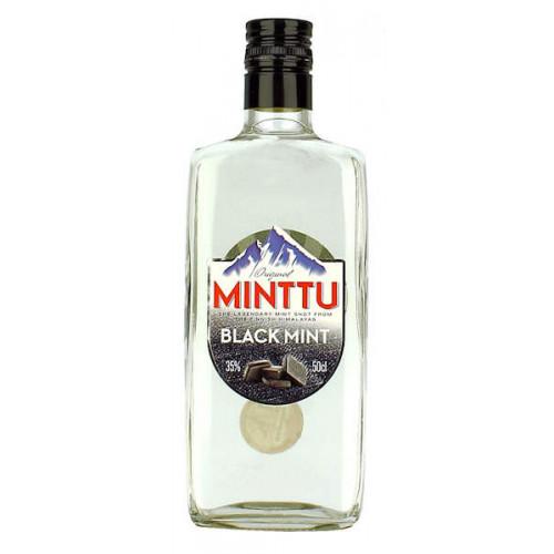 Minttu Black Mint Liqueur