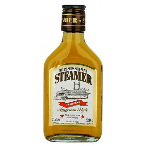 Mississippi Steamer 200ml