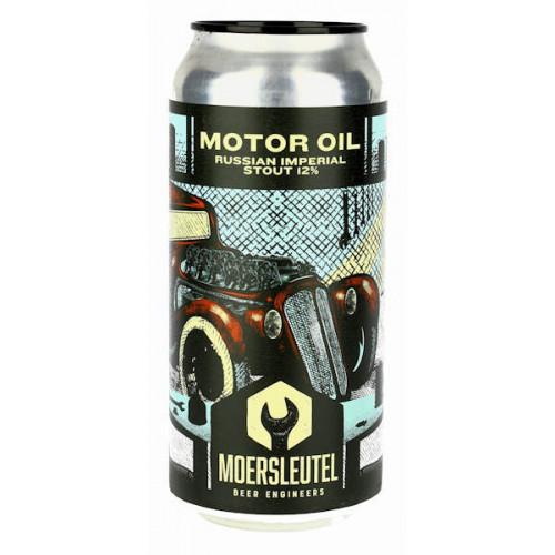 Moersleutel Motor Oil