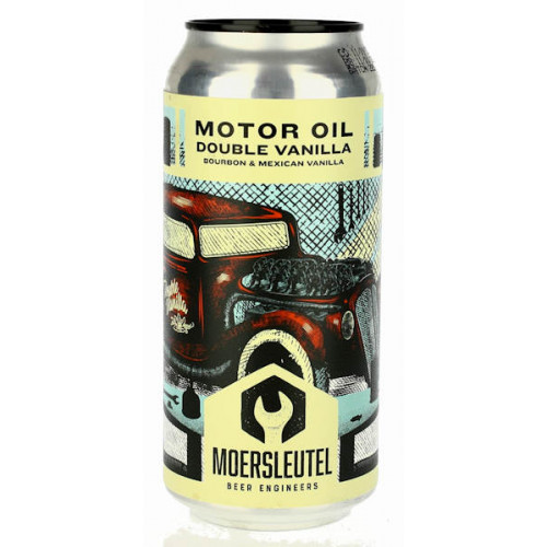 Moersleutel Motor Oil Double Vanilla