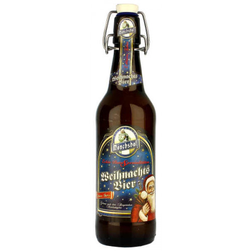 Monchshof Weihnachts Bier