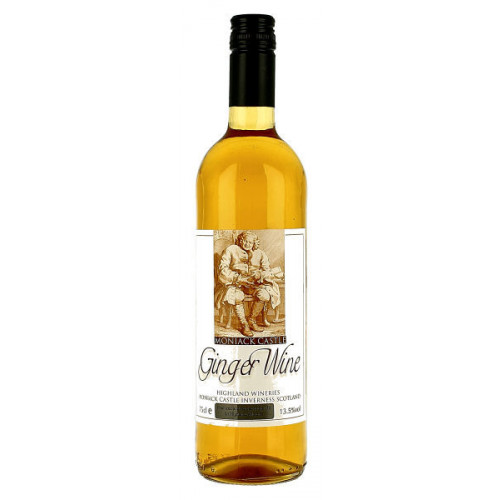 Highland Wineries Ginger Wine