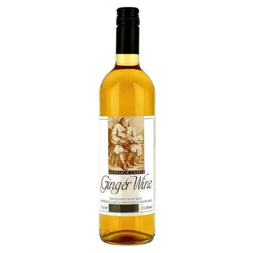 Highland Wineries Ginger Wine