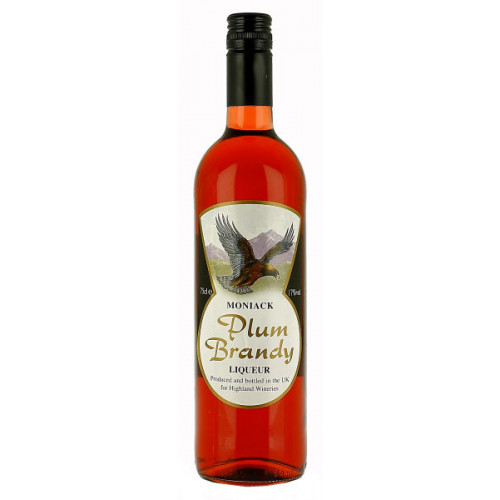 Highland Wineries Plum Brandy Liqueur