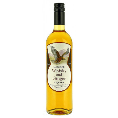 Highland Wineries Whisky and Ginger Liqueur