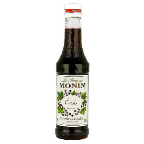 Monin Blackcurrant 250ml