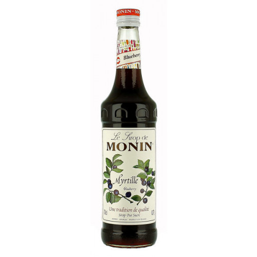 Monin Blueberry