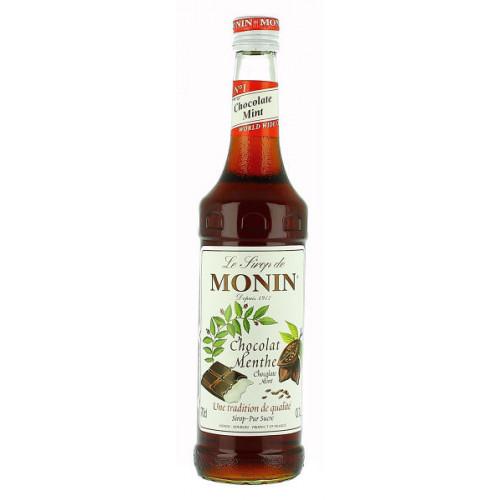 Monin Chocolate Mint