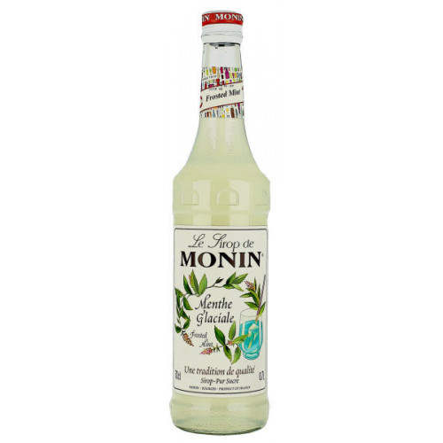 Monin Frosted Mint