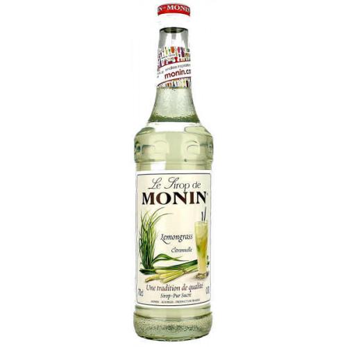 Monin Lemongrass