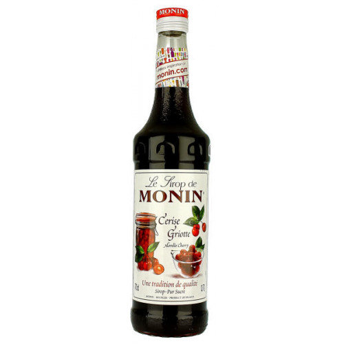 Monin Morello Cherry