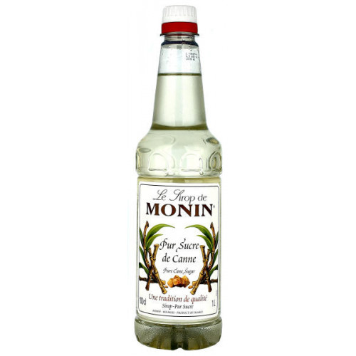 Monin Pure Cane Sugar 1 Litre