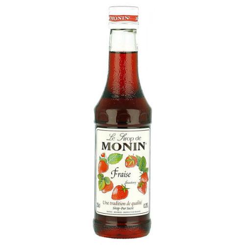 Monin Strawberry 250ml