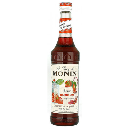 Monin Strawberry Bonbon