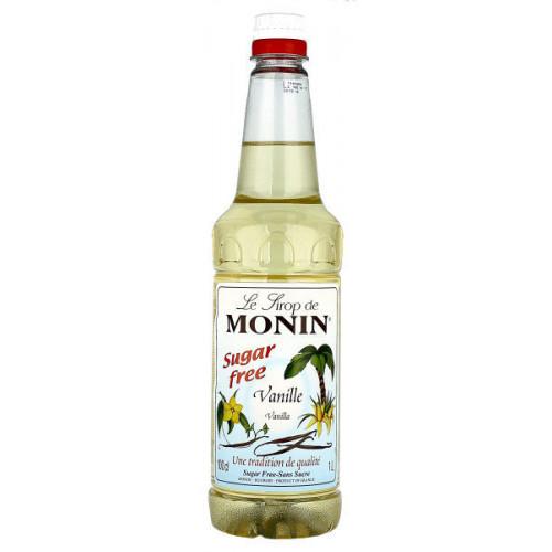 Monin Vanilla Sugar Free 1 Litre