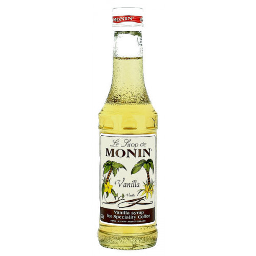 Monin Vanilla 250ml