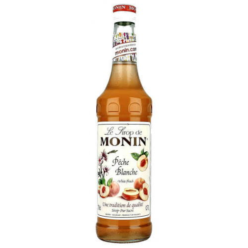 Monin White Peach