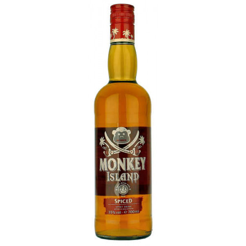 Monkey Island Spiced