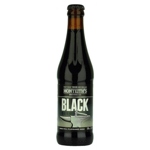 Monteiths Black Beer