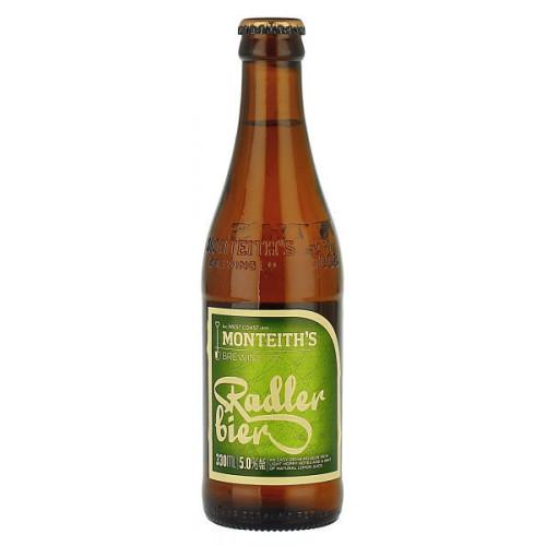 Monteiths Radler Bier (B/B Date 20/02/19)
