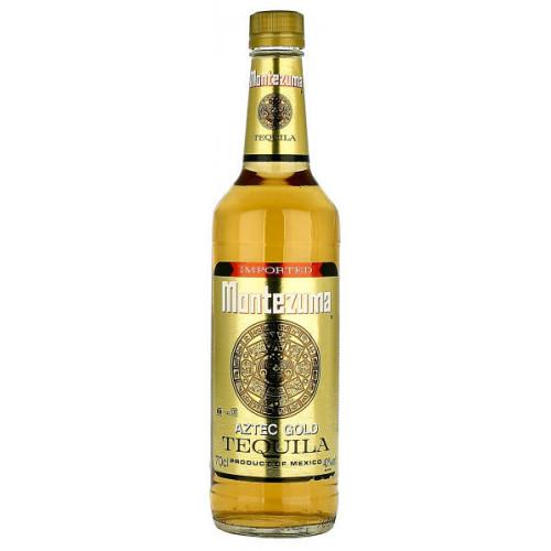 Montezuma Tequila Gold