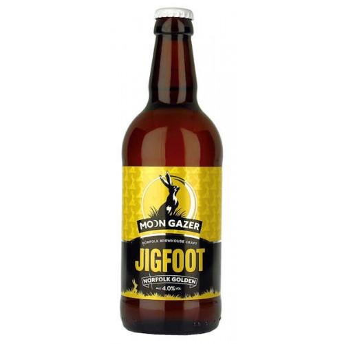 Moon Gazer Jigfoot Golden Ale