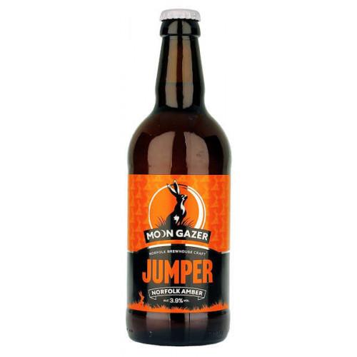 Moon Gazer Jumper Amber Ale