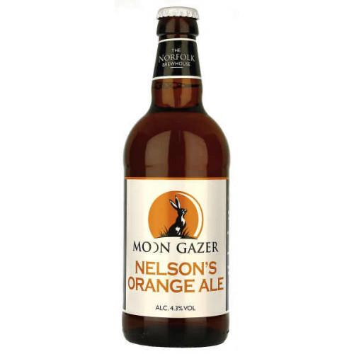 Moon Gazer Nelsons Orange Ale