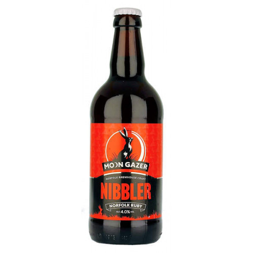 Moon Gazer Nibbler Ruby Ale