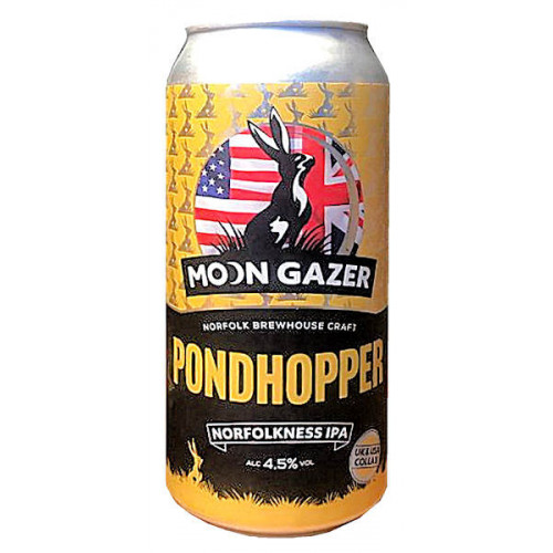 Moon Gazer Pondhopper IPA Can