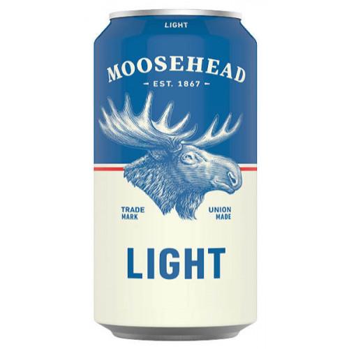 Moosehead Light Can