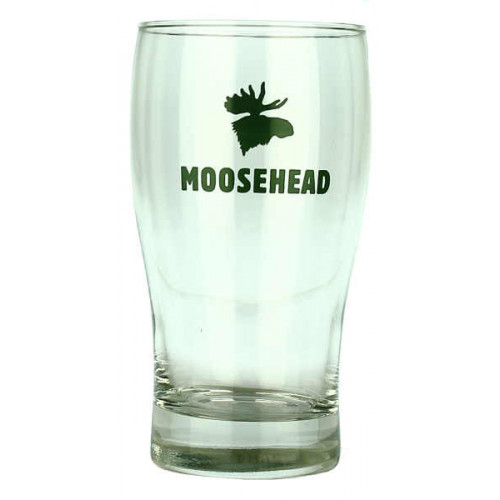 Moosehead Tumbler Glass