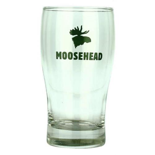 Moosehead Tumbler Glass