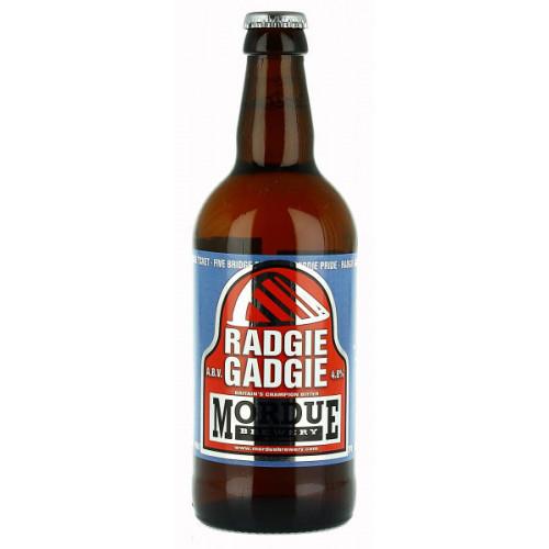Mordue Brewery Radgie Gadgie