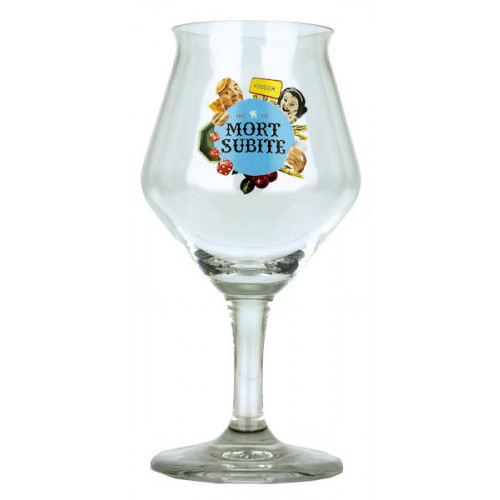 Mort Subite Tulip Glass 0.25L