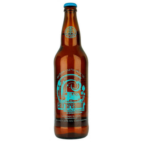 Mother Earth Cali Creamin 650ml Bottle
