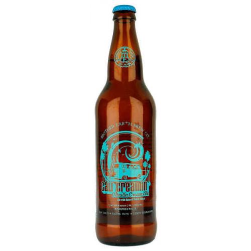 Mother Earth Cali Creamin 650ml Bottle