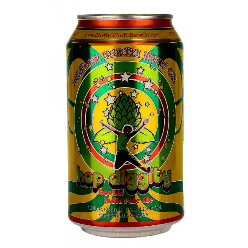 Mother Earth Hop Diggity Can