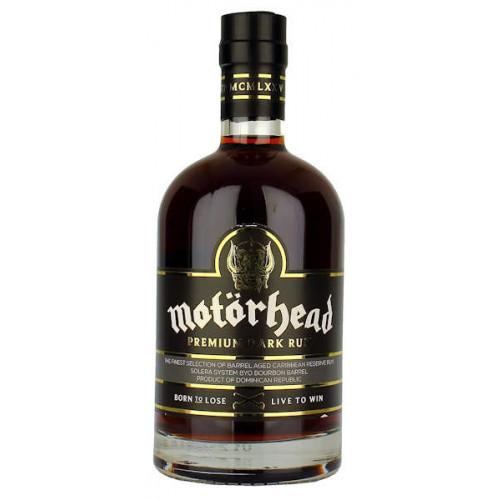 Motorhead Premium Dark Rum