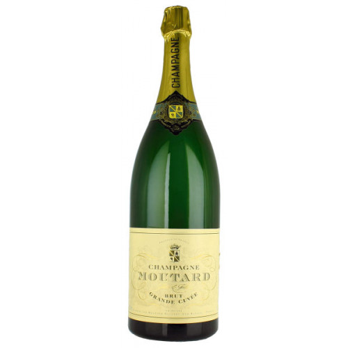 Moutard Grand Cuvee Brut Jeroboam
