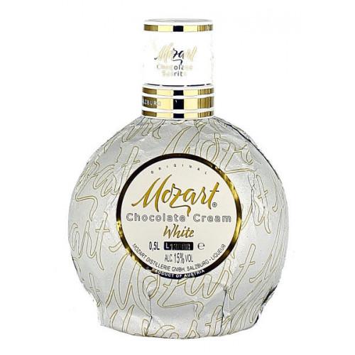 Mozart Chocolate Cream White