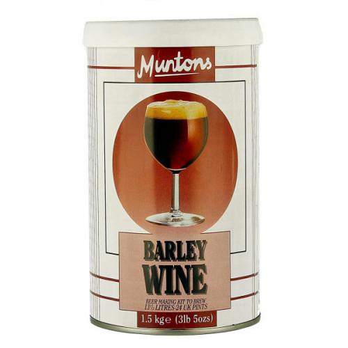 Muntons Barley Wine Home Brew Kit