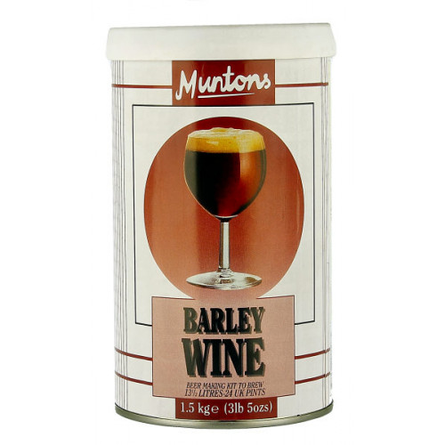 Muntons Barley Wine Home Brew Kit