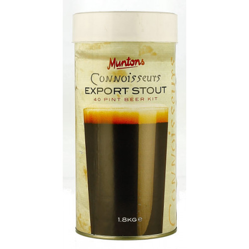 Muntons Connoisseurs Export Stout Home Brew Kit