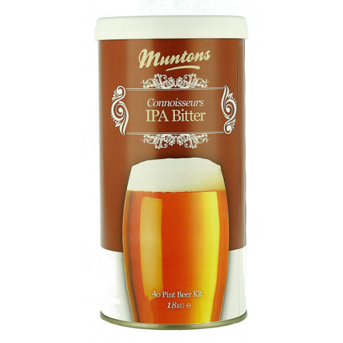 Muntons Connoisseurs IPA Bitter Home Brew Kit